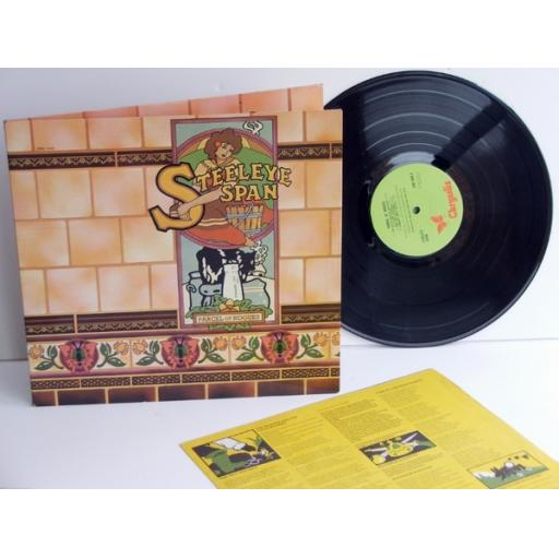 STEELEYE SPAN, parcel of rogues Solid green label. First UK pressing 1973. Ch...