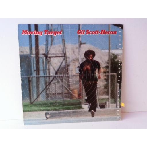 SOLD GIL SCOTT-HERON moving target