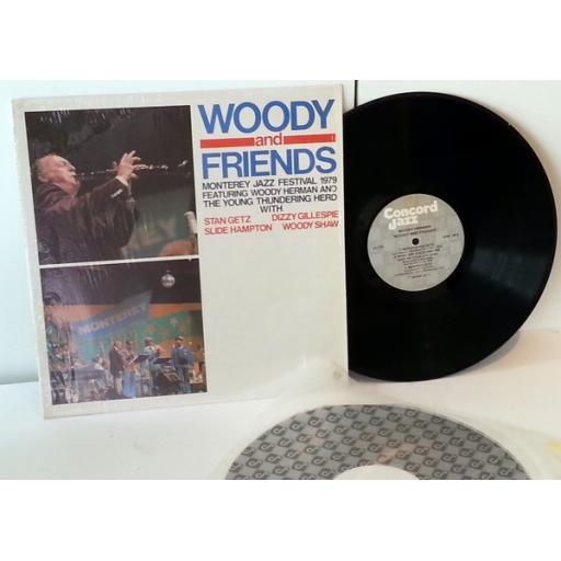 WOODY & FRIENDS moterey jazz festival 1979