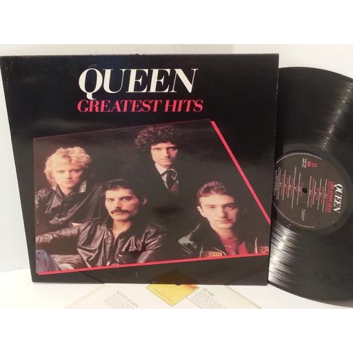 QUEEN greatest hits, EMTV 30
