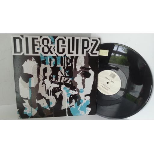 DIE & CLIPZ good old days / black doves, 12 inch single, FCY087