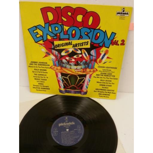 POLLY BROWN, THE CORDELLS, BIDDU disco explosion vol. 2, SHM 914