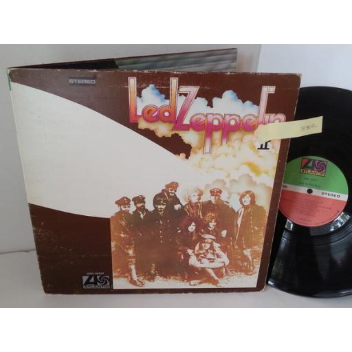 LED ZEPPELIN led zeppelin II, gatefold, KSD 19127