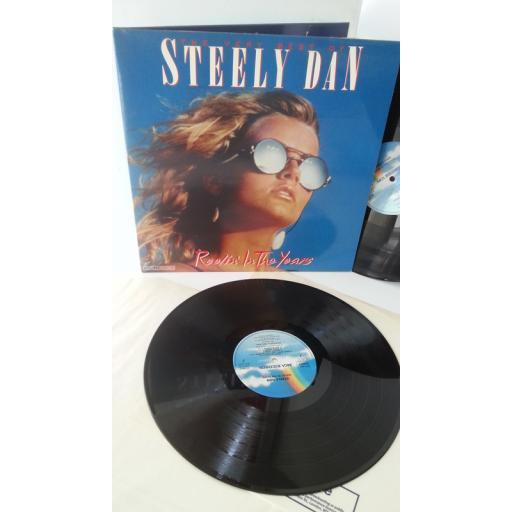 STEELY DAN the very best of steely dan: reelin' in the years, gatefold, 2 x lp, DANTV 1