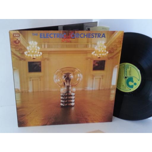 THE ELECTRIC LIGHT ORCHESTRA the electric light orchestra, SHVL 797, gatefold
