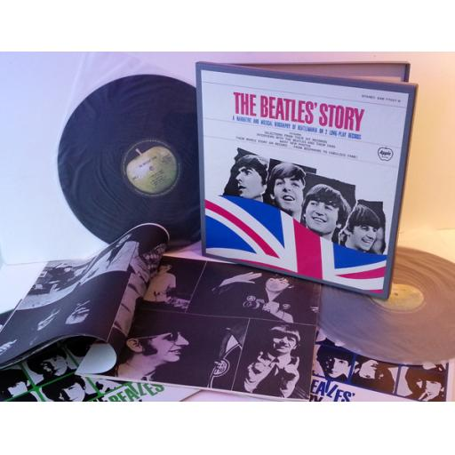 SOLD : BEATLES, THE BEATLES STORY BOX SET