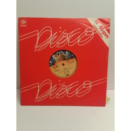 EDWIN STARR contact LIMITED EDITION 12 INCH SINGLE BTCL2396