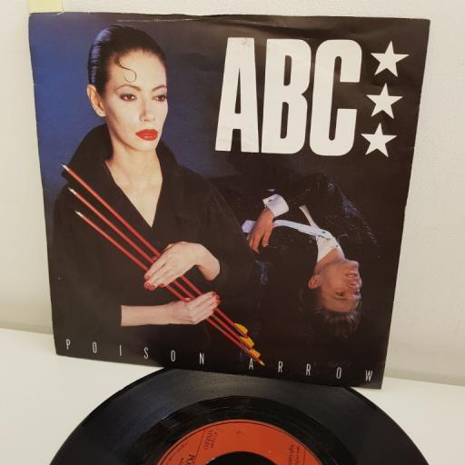 "ABC, poison arrow, B side theme from ""man-trap"", NT 102, 7"" single"