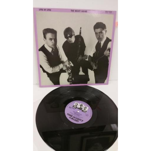 THEE MIGHTY CAESARS little by little, 12 inch single, MB 5