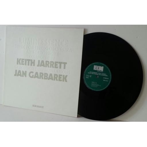 Keith Jarrett Jan Garbarek, LUMINESSENCE