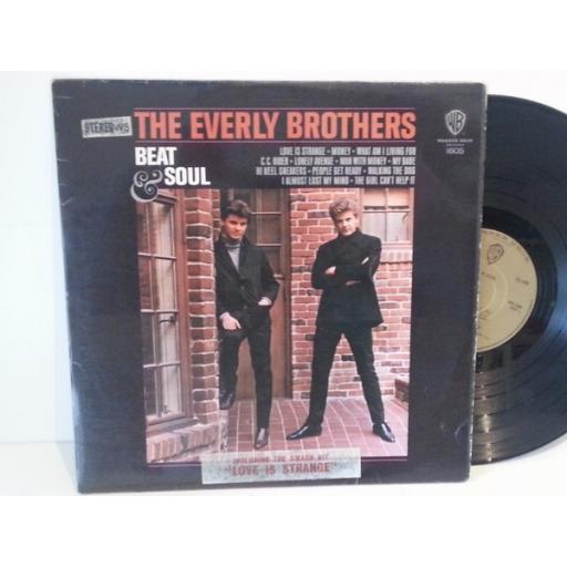 The Everly Brothers BEAT 'N' SOUL
