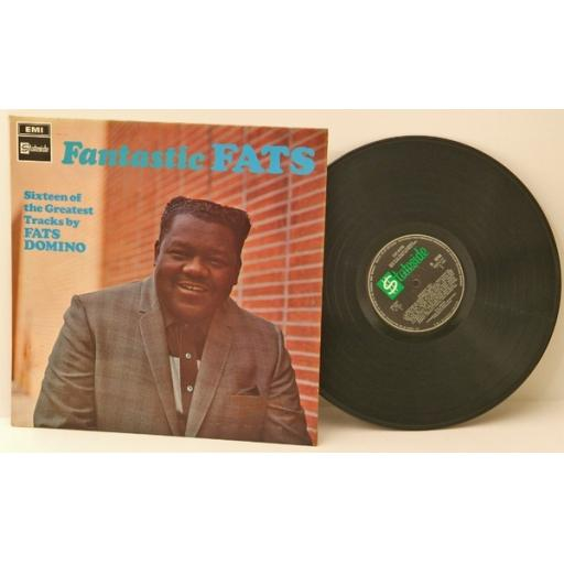 FATS DOMINO, fantastic fats. GREAT COPY. VERY RARE. Mono. First UK pressing 1...
