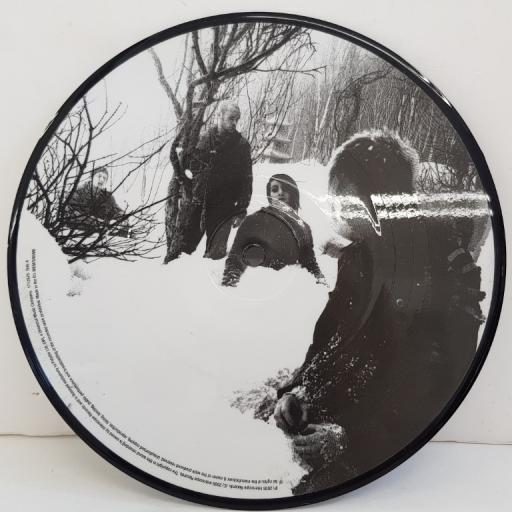 "AFI, love like winter, B side on the arrow, 1713576, 7"" single, picture disc"