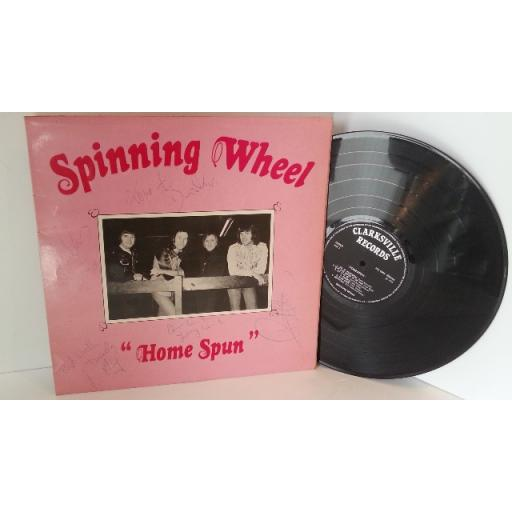 SPINNING WHEEL home spun