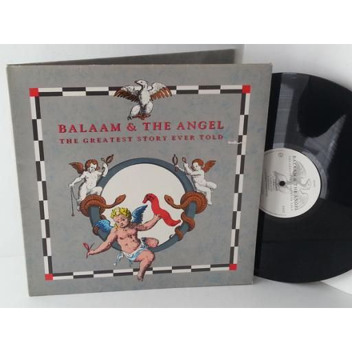 BALAAM AND THE ANGEL the greatest story ever told, gatefold, V2377