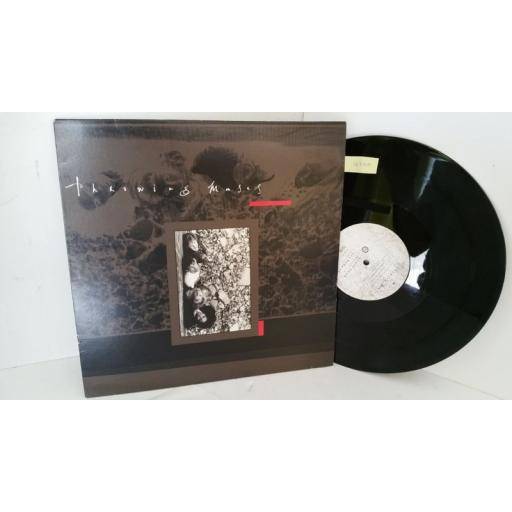 THROWING MUSES chains changed, 12 inch single, bad 701