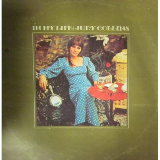 JUDY COLLINS, IN MY LIFE