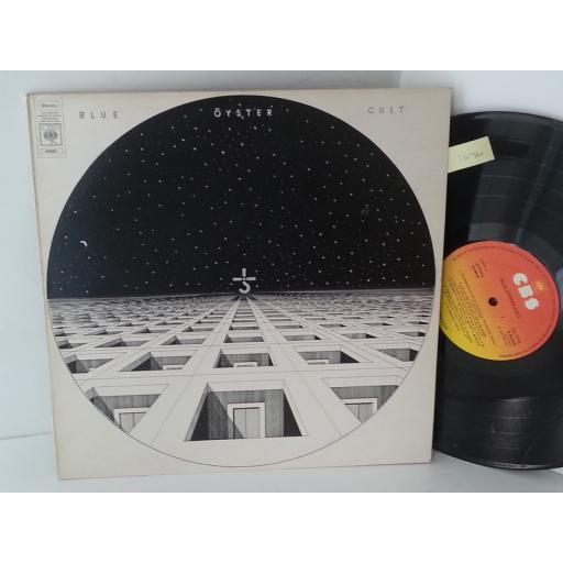 BLUE OYSTER CULT blue oyster cult, S 64904