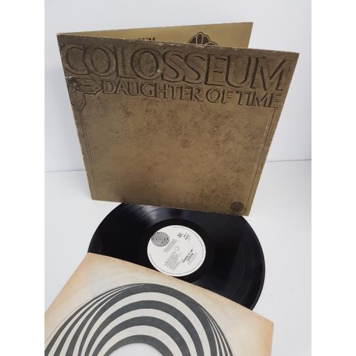 "COLOSSEUM, the daughter of time is truth, 6360017, 12"" LP"