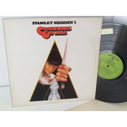 STANLEY KUBRICKS A CLOCKWORK ORANGE MUSIC FROM THE SOUNDTRACK, K 46127