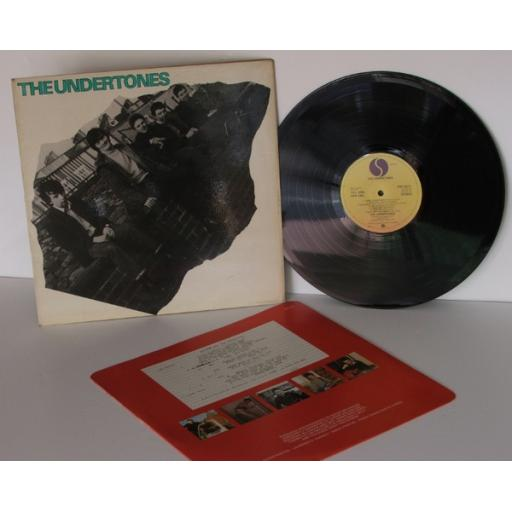 THE UNDERTONES, The undertones 1979.First UK pressing. SIRE. [Vinyl]