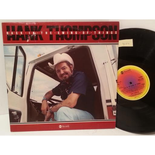 HANK THOMPSON back in the swing of things, ABCL 5194