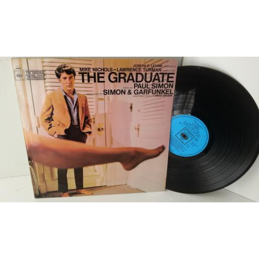 SIMON & GARFUNKEL, DAVE GRUSIN the graduate original soundtrack, 70042