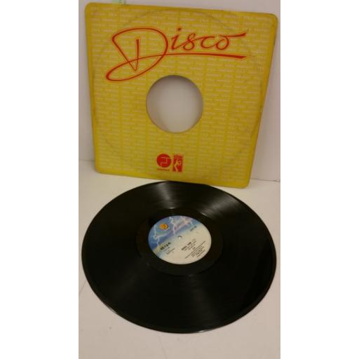 FLB boogie town, 12 inch single, 12FTC 168