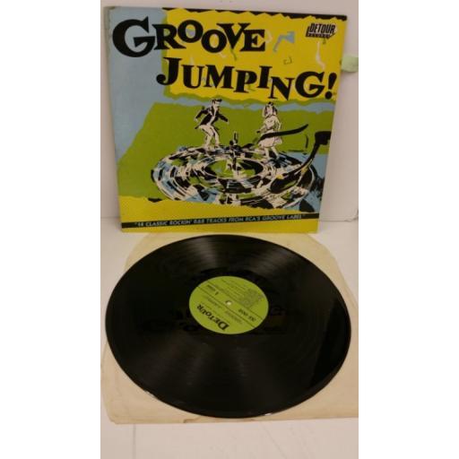 SONNY TERRY, MICKEY & SYLVIA, TINY KENNEDY groove jumping!, 33-003