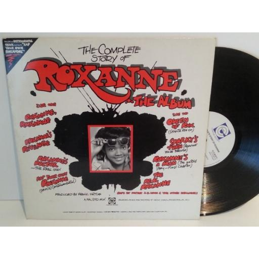 Dr. J. Kool and the other Roxannes THE COMPLETE STORY OF ROXANNE