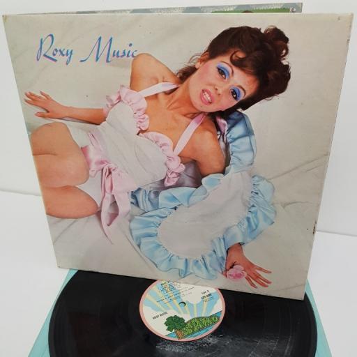 """ROXY MUSIC, roxy music, ILPS 9200, 12"""" LP"""