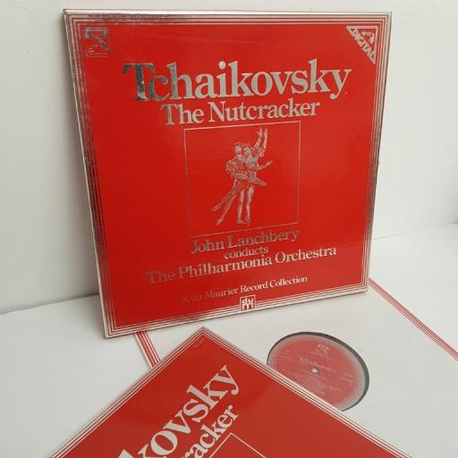 "Tchaikovsky - The Philharmonia Orchestra, John Lanchbery ‎– The Nutcracker, SLS 5270, 2x12"" LP, box set"