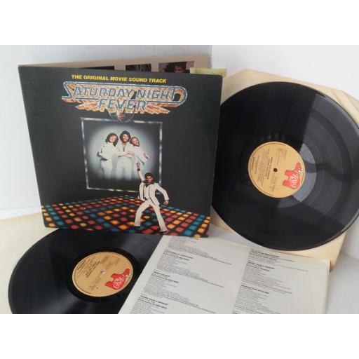 Saturday Night Fever the original movie soundtrack, 2479 200, gatefold, double album