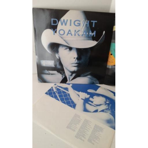 DWIGHT YOAKAM if there was a way, 7599 26344-1