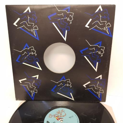 "GRAND MASTER FLASH & THE FURIOUS FIVE, te message, SHL 117, 12"" SINGLE"
