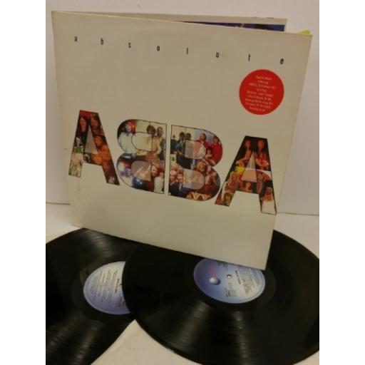 ABBA absolute abba, gatefold, 2 x vinyl, STAR 2329