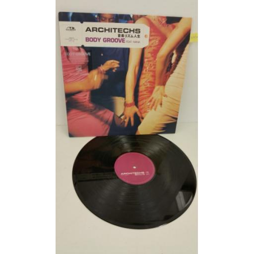 ARCHITECHS FEAT. NANA body groove, 12 inch single, GOBX33