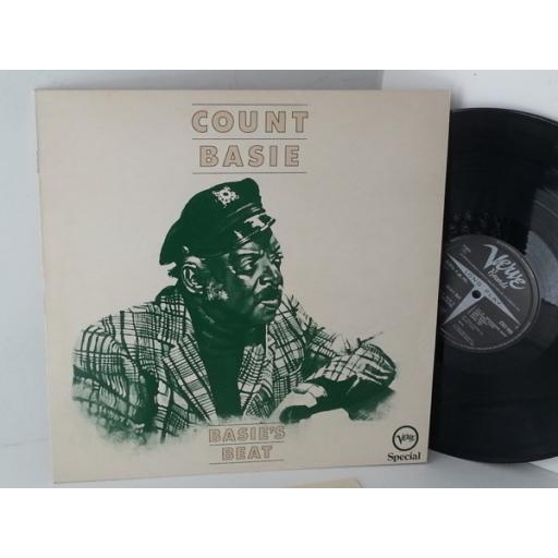 COUNT BASIE basie's beat, 2352 098