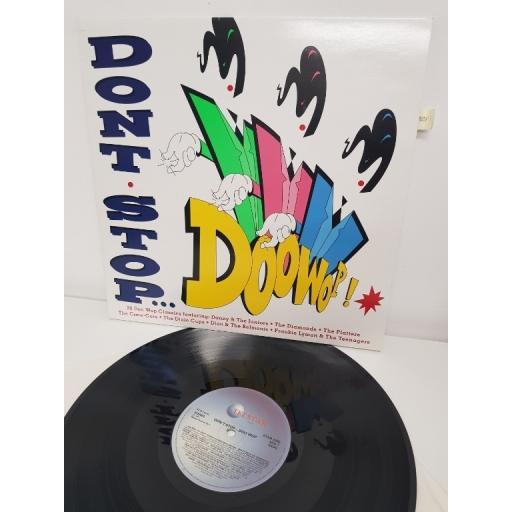 "DON'T STOP - DOO WOP, STAR 2485, 12"" LP"