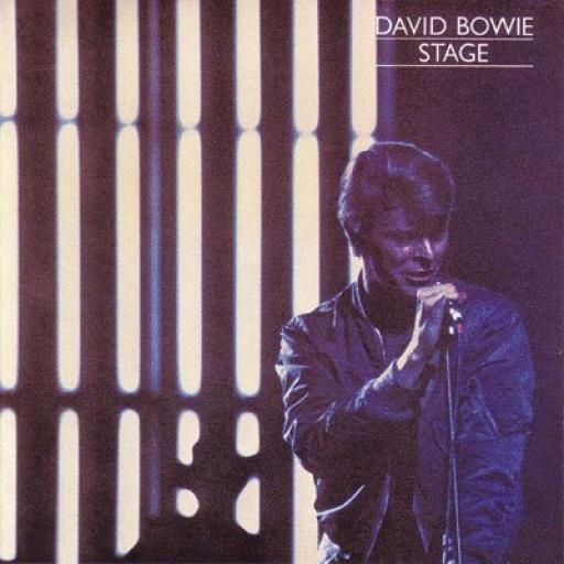 David Bowie, stage