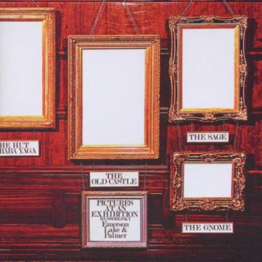 Emerson Lake Palmer, Pictures at Exhibition