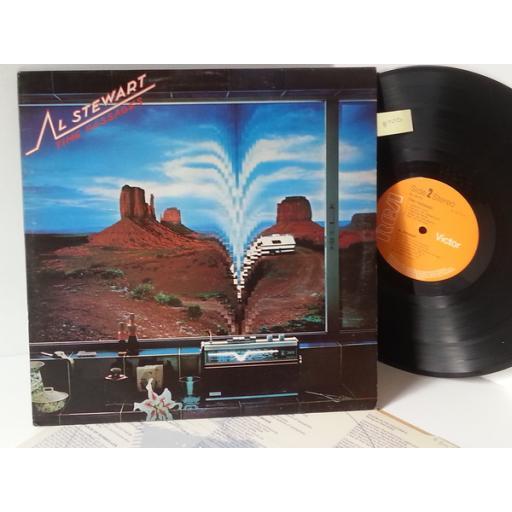 """AL STEWART time passages, 12"""" vinyl LP. PL 25173"""