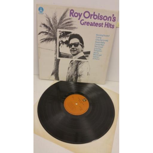 ROY ORBISON roy orbison's greatest hits, MNT 64663