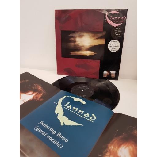"CLANNAD FEAT. BONO, in alifetime, PT42874, 12"" EP"