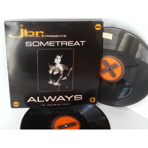 SOME TREAT always, double album, JONB 004