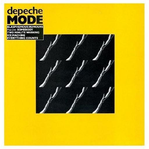 DEPECHE MODE, Blasphemous Rumours + Live Tracks