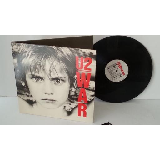 SOLD U2, War.