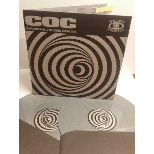 C.O.C. America volume dealer LTD ED' COLOURED VINYL BOBV455LP