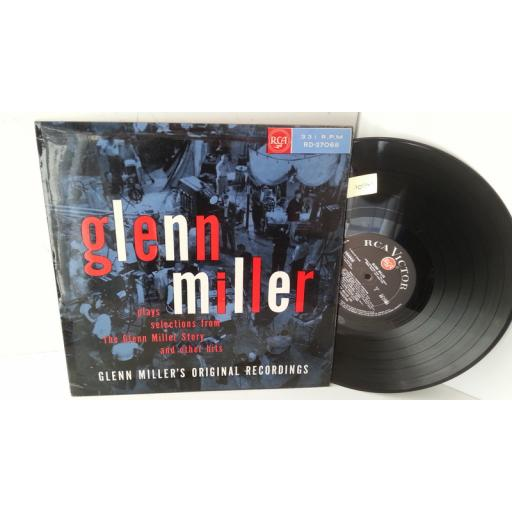 GLENN MILLER AND HIS ORCHESTRA plays selections from the glenn miller story and other hits, RD-27068