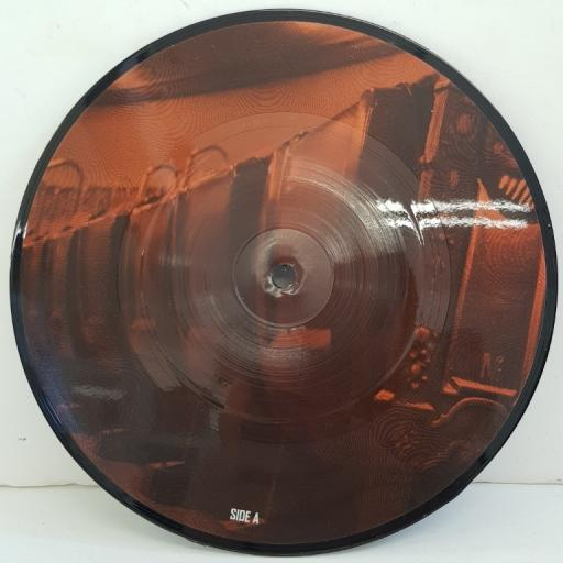 "TAKING BACK SUNDAY, twenty-twenty surgery, B side makedamnsure (live), 0 54391 56537 2, 7"" single, picture disc"